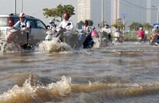HCM City backs flood prevention plan