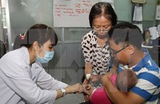 Nationwide immunisation drive proves effective