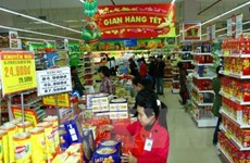 Hanoi to ensure goods supply during lunar New Year