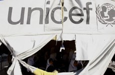 UNICEF raises grants for Indonesia