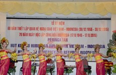 Congratulations on 60th anniversary of Vietnam-Indonesia relationship