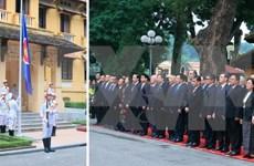 Flag raising ceremony marks ASEAN Community's formation