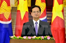 Prime Minister applauds ASEAN Community's foundation