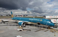 Vietnam Airlines makes impressive performance in 2015