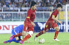 U23 footballers leave for Asian championship in Qatar