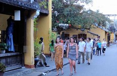 Quang Nam greets over 46,000 tourists during New Year holiday