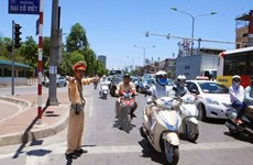 Public called on to obey traffic rules