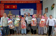 HCM City provides happier Tet for poor people