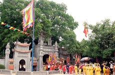 Hung Yen relic site patronised by Vietnam's UNESCO associations