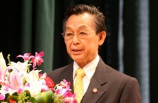 Former Thai PM to run for next election