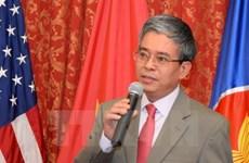 Vietnamese Ambassador chairs ASEAN meeting in Washington
