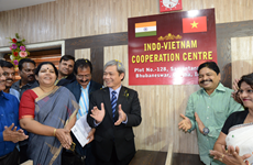 India-Vietnam cooperation centre set up in Odisha State