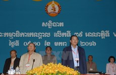 Cambodian People's Party sets 2016 tasks