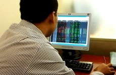 Stocks decline for third session