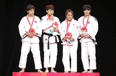 Vietnamese judokas to compete in Tunisia
