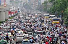 Hanoi plans measures to reduce traffic jams