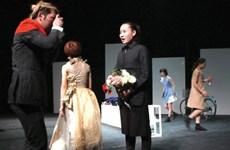 Vietnamese dancer joins Japanese troupe