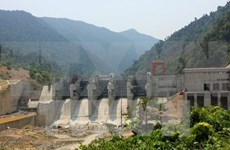 Hoi Xuan Hydropower Plant receives WB's support
