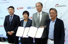 Da Lat to host 2016 Ladies Golf Championship in March