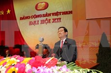 12th National Party Congress opens