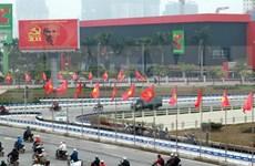 German press spotlights Vietnam's 12th National Party Congress