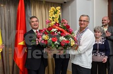 50 years of Ukraine – Vietnam Friendship Association marked in Kiev