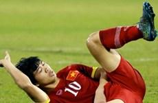 Phuong suffers injury as UAE defeat Vietnam