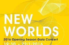 """New Worlds"" concert combines symphony with folk music"