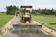 Ca Mau works to build more new-style rural areas