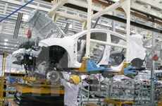 Industrial production index surges nearly 6 percent in January