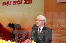 Party chief highlights success of Party Congress