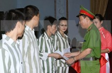 Hanoi pardons 145 prisoners ahead of Lunar New Year