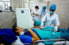 Dialysis treatment at home helps reduce patient trips
