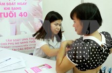 Breast cancer prevention in Vietnam reaches positive results
