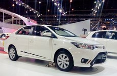 Toyota Vietnam sells 5001 cars in January