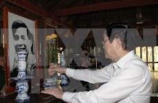 President pays Tet visit to Tay Ninh province