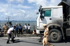 No serious traffic accidents over first three days of Tet