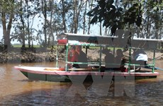 Tram Chim National Park deserves Ramsar title