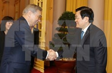 Vietnam seeks Japanese prefecture's aid in support industry