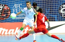 Iran defeat Vietnam in futsal semi-finals