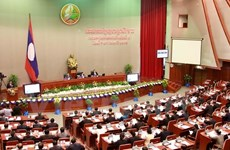 Laos prepares for upcoming general election