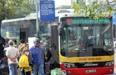 Hanoi to expand bus network in rural areas