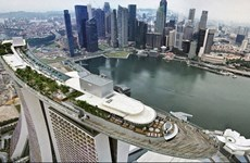 Singapore's CPI down for 15th straight month