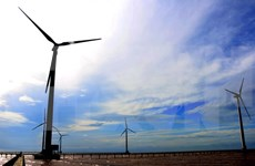 RoK helps Tra Vinh build wind power