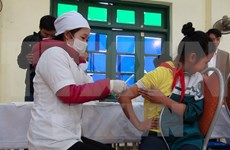 HCM City to launch measles-rubella vaccination campaign