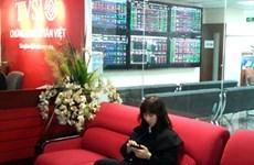 Vietnam's stocks fall on weak dong fears