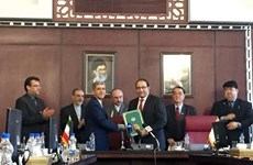 Singapore, Iran ink bilateral investment pact