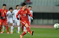 Vietnam lose first Olympic qualifier