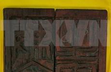 Tran dynasty wooden seal debated