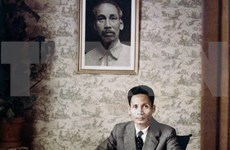 Pham Van Dong - prominent leader of Vietnam's revolution
